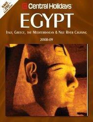 Egypt/The Nile - Lakeside Travel