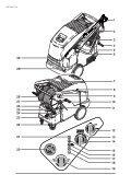 Neptune 5 FA Operating Instructions - 107140337 ... - Nilfisk-Advance - Page 2