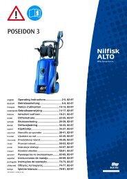 POSEIDON 3 - Nilfisk-Advance