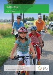 Radfahren – Sicher im Sattel (Allgemeine Informationen)