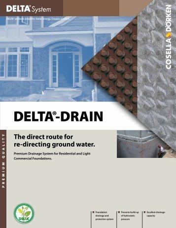 Product Brochure - Cosella-Dörken Products, Inc