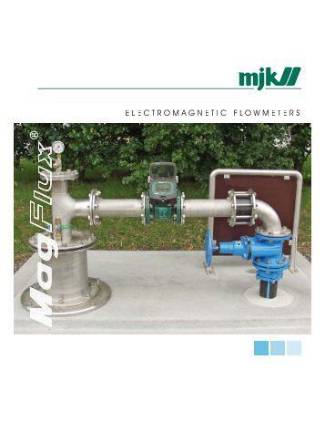 Abb magmaster flow meter