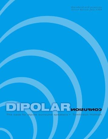 Dipolar Confusion - Paradigm