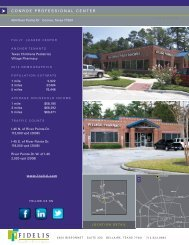 Property Flier - Fidelis Realty Partners