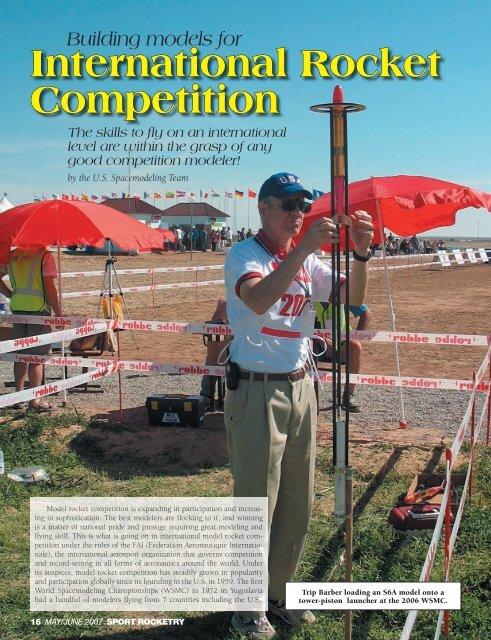 International Rocket Competition - National Association of