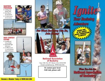 Ignite - National Association of Rocketry