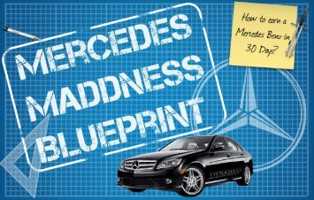 """How do YOU Earn Your Mercedes Benz in 30 Days? """"The Quad Play"""""""