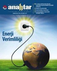 Ocak 2012 Sayı - Verimlilik Genel Müdürlüğü - Bilim, Sanayi ve ...