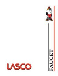 LASCO S-401-2 American Standard Cold Stem Assembly C-Broach
