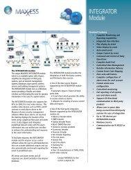 INTEGRATOR Module - newmatic