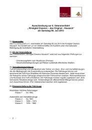 Ausschreibung - pdf - Forum Hausach eV
