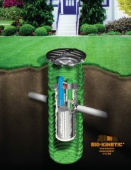 wastewater management system - Precast Concrete Products of ...