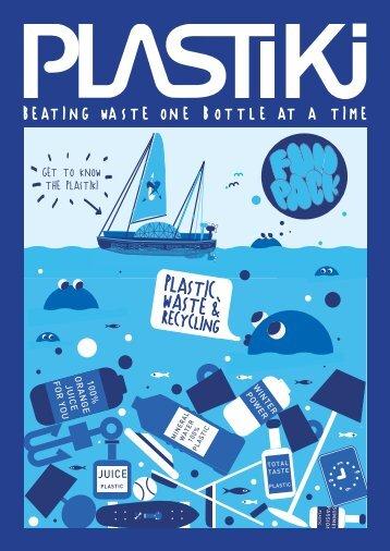 PLASTIC,WASTE & - Plastiki