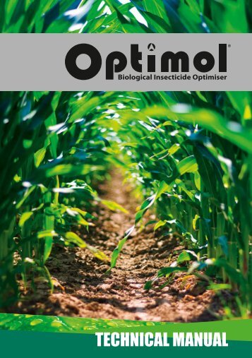 Optimol technical manual Download PDF (1.3 Mb) - AgBiTech