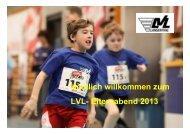 Folien Eltern-Abend 2013 - Lvl.ch