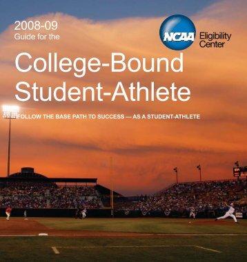 College-Bound Student-Athlete - VMI Keydets