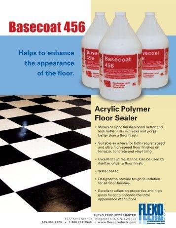 Basecoat 456.pdf - Flexo Products Ltd. - Flexo Products Limited
