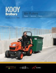 Kooy Bros Bin Pullers KB-0049.pdf - Flexo Products Ltd.