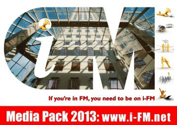 Download our latest Media Pack - i-FM.net