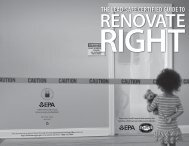 RI Renovate Right - Renovator Supply Depot
