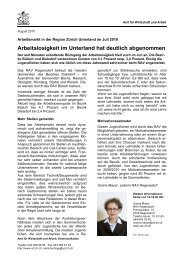 Region Unterland Juli 2010 - Amt für Wirtschaft und Arbeit