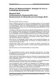 Wissen als Wettbewerbsfaktor: Strategien für eine zu - Wuppertaler ...