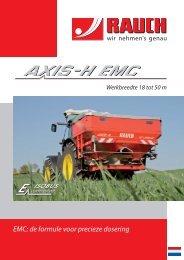 AXIS-H brochure - Rauch