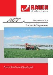 AGT Prospekt - Rauch