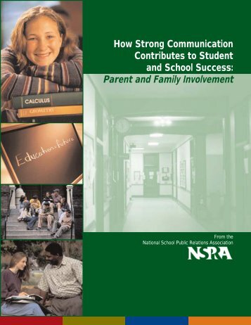 How Strong Communication Contributes to Student and School