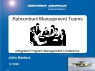 Subcontract Management Teams - Evmlibrary.org
