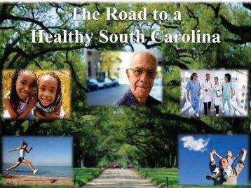 Medicaid Perinatal Care Initiative - South Carolina Hospital ...