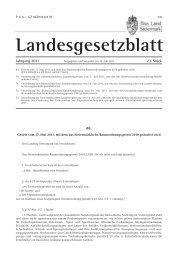 LGBl. Nr. 69/2011 - Raumplanung Steiermark - Land Steiermark
