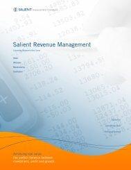 Salient Revenue Management