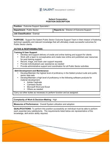 Technical Support Specialist - Charlottesville City Schools