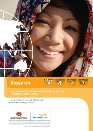 VA Muslim Youths Experience of and Attitudes Towards ...