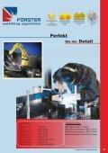 Gesamtkatalog DEUTSCH (5,34 MB) - Förster Welding Systems - Seite 3