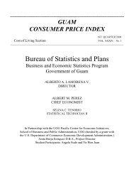 Guam Consumer Price Index