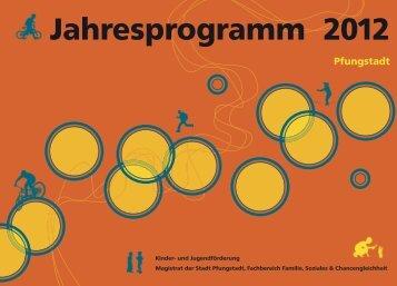 Jahresprogramm 2012 Kernstadt - Kinder- und Jugendförderung ...