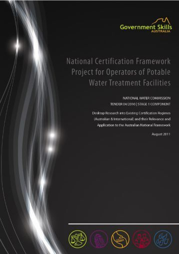 Desktop Research into Existing Certification Regimes – August 2011