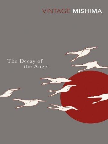 The Decay of the Angel - Yukio Mishima