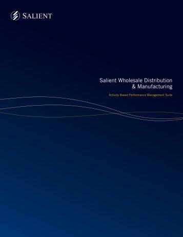 Salient Wholesale Distribution & Manufacturing