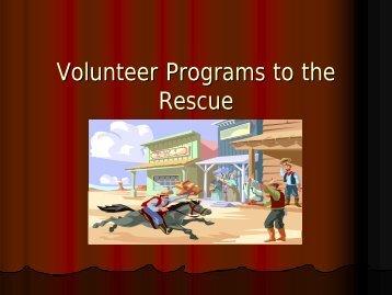 Volunteer Training - Utah State Archives