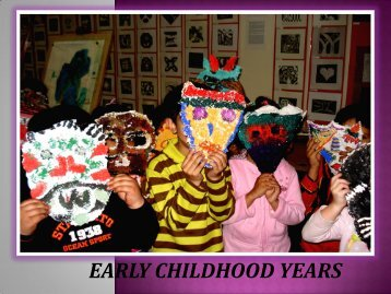 Primary Years Programme at PWS - Pathways World School