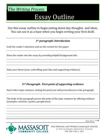Five paragraph essay bing bang bongo