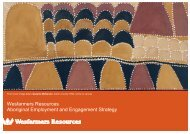 Aboriginal Employment and Engagement Strategy-A5 2011