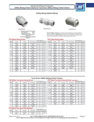 Spears 853 Series PVC Pipe Fitting Blind Flange 4 Class 150 Schedule 80 Gray