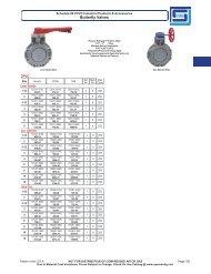 Spears 2723-005 PVC Schedule 80 Diaphragm Valves