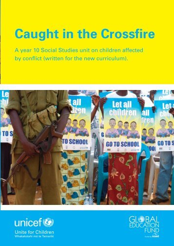 Caught in the Crossfire pdf - Unicef