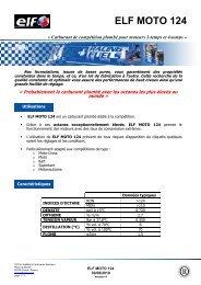 MOTO124 FR - ELF Compétition