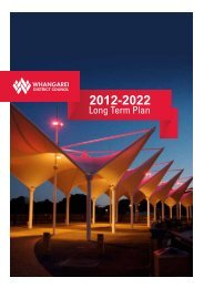 2012-2022 Long Term Plan - Whangarei District Council
